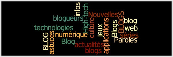 Paroles de blogueurs #3