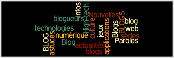 Paroles de blogueurs