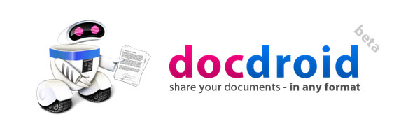 DocDroid : stocker, convertir et partager vos documents office
