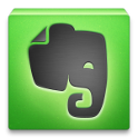 Les applications Android installées sur mon smartphone : Evernote