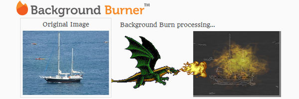 Supprimer automatiquement le fond d'une image : Background Burner