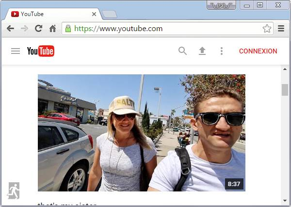 Tester la nouvelle interface Material Design de YouTube